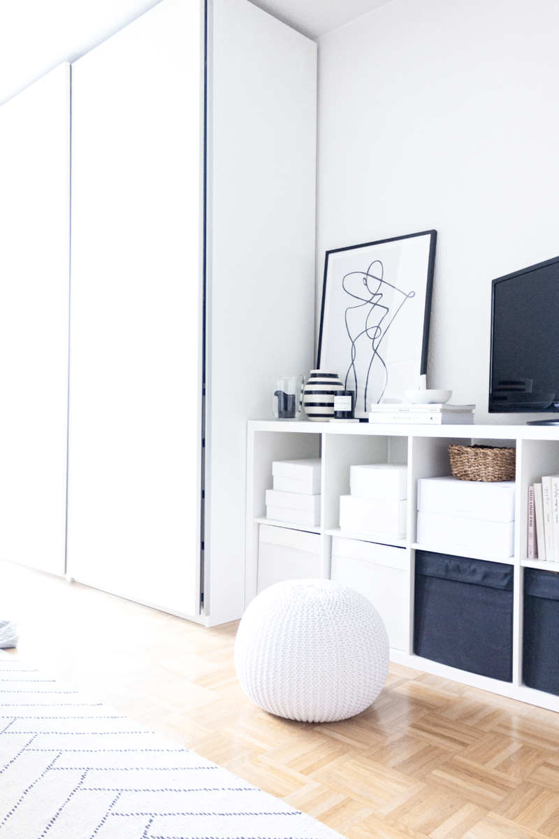 Interior | Einblicke in die neue Wohnung | www.scandiinspiration.com