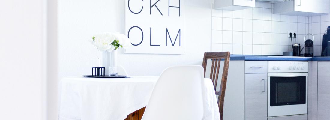 DIY: Eames Replica Stühle lackieren